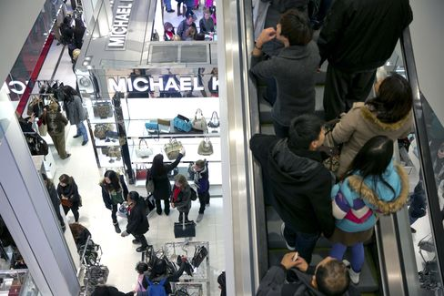 Consumer Prices in U.S. Little Changed as Inflation Recedes