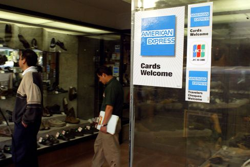 AmEx Targets Biggest Banks, Ducks Debit Swipe-Fee Caps Wit