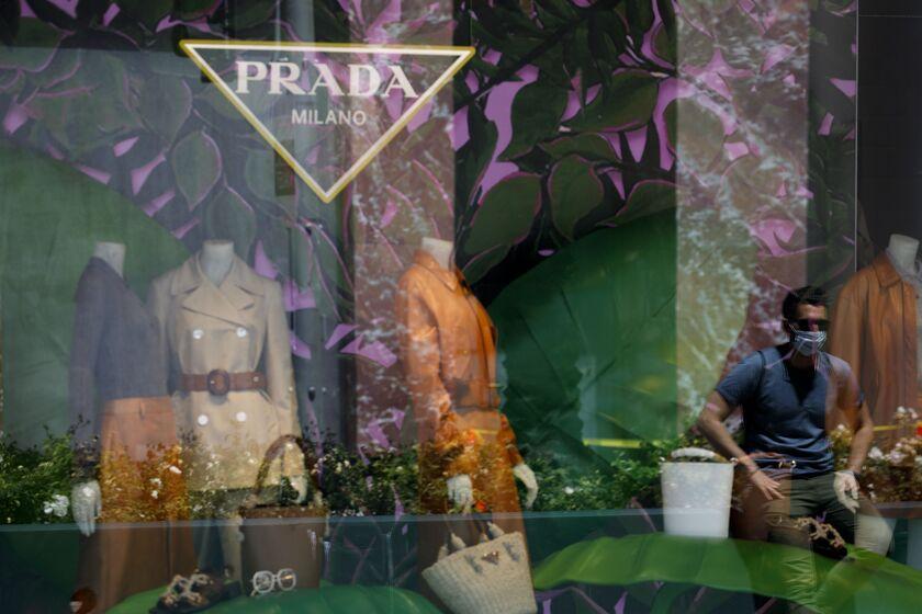 Prada's Bertelli Says China Sales Up More Than 10% in May