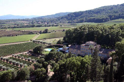 Château d'Esclans.