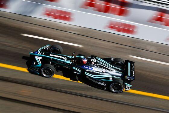 Formula E Race Showcases Electric Batteries of the Future
