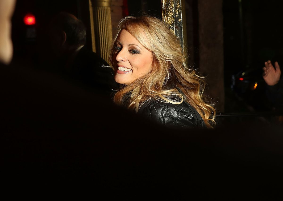 Stormy Daniels's Lawyer Says Trump Missed Settlement Offer Deadline