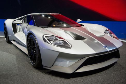 Ford has said it will be producing its 2017 GT by the end of this year.