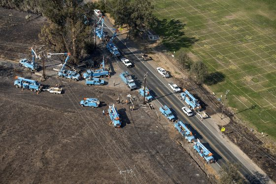 California to Consider Broad Shakeup of PG&E After Deadly Fires