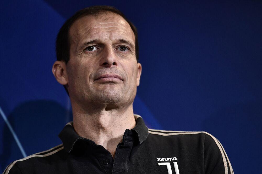 Juventus Says Massimiliano Allegri Won't Be Coach Next Season ...