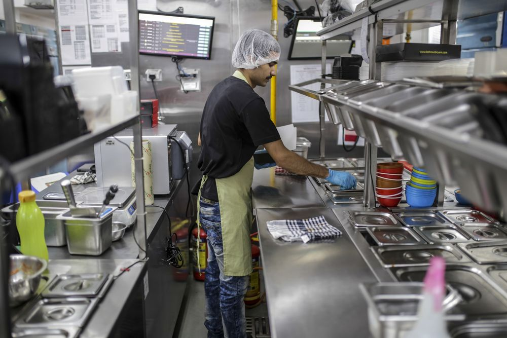 Wendy S To Open 250 Cloud Kitchens In India As Virus Hits Bloomberg