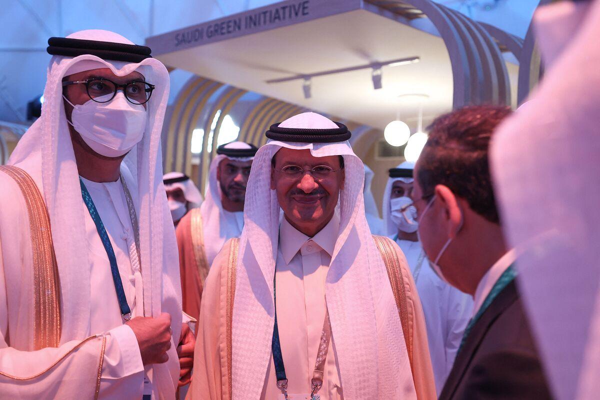 Saudi Arabia To Use $110 Billion Gas Project for Blue Hydrogen