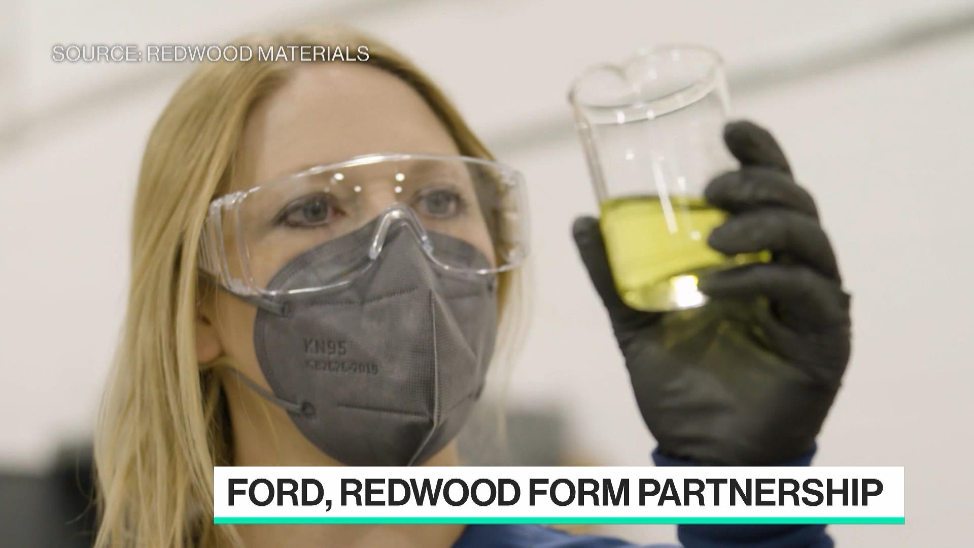 Ford to Make Renewable Vehicles With Redwood Materials