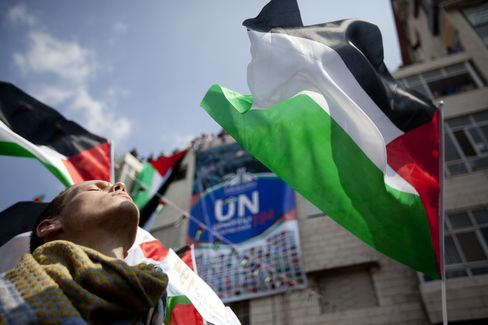 Palestinians 'Give Time' to UN on Pressure to Drop Bid