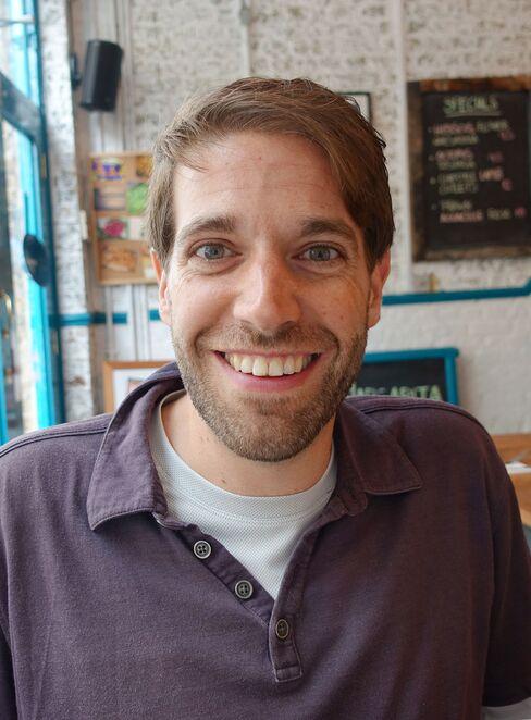 Mark Rosati, culinary director of Shake Shack.