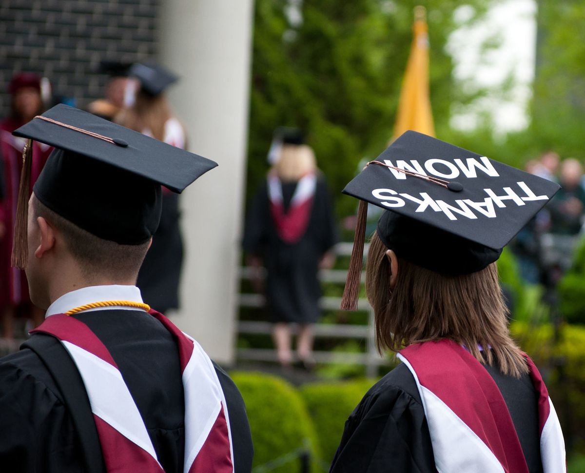first generation college graduate While going off to college can be challenging for all students, it can be especially intimidating for even the bravest first gens this website seeks to provide we're collecting and sharing stories from other first-generation college students and graduates to inspire and offer advice to current and future.