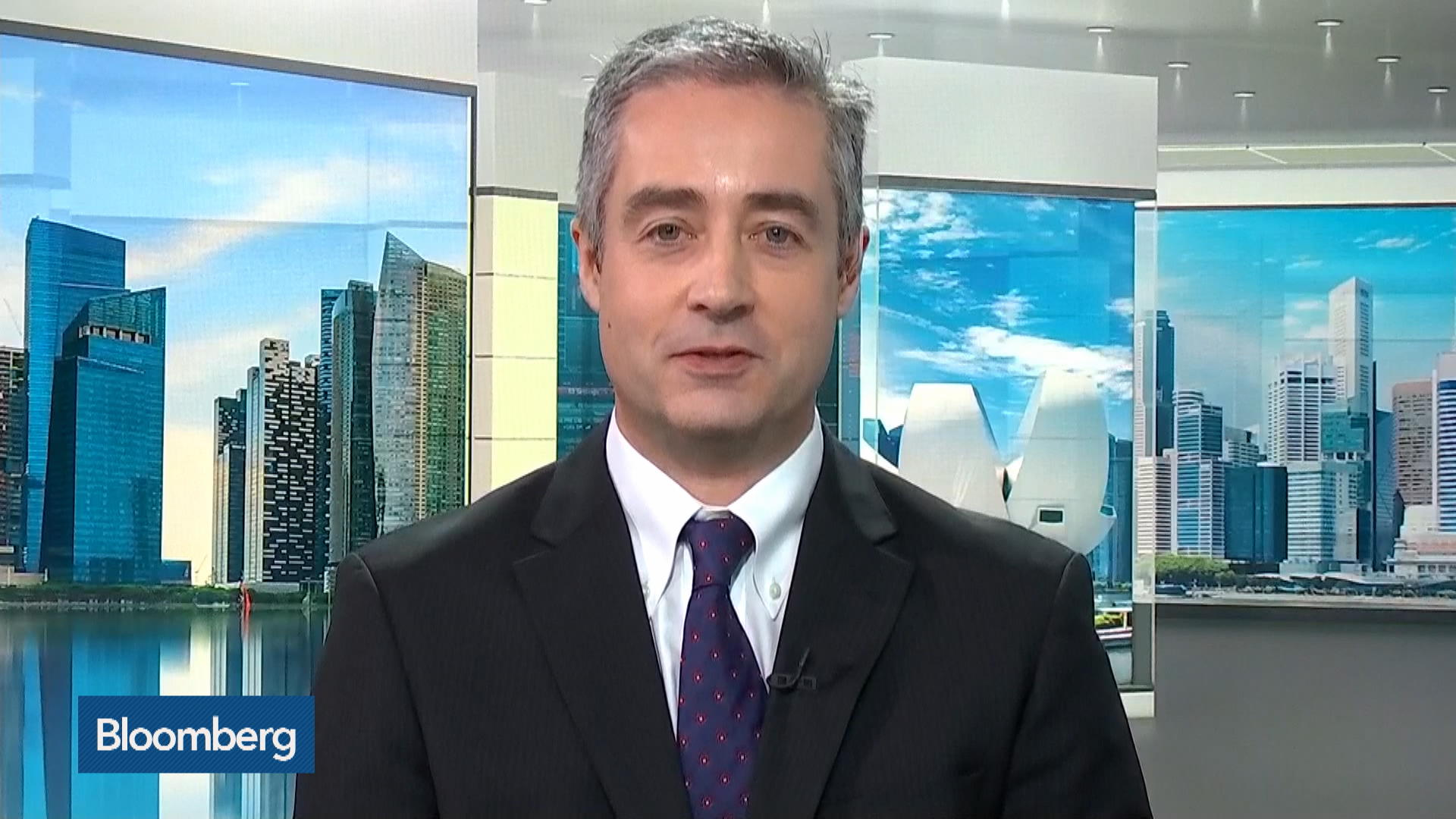 UBP's Calder: Want to Add Risk in China