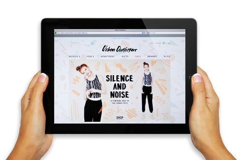 Urban Outfitters Chases Bohemian Shoppers Online