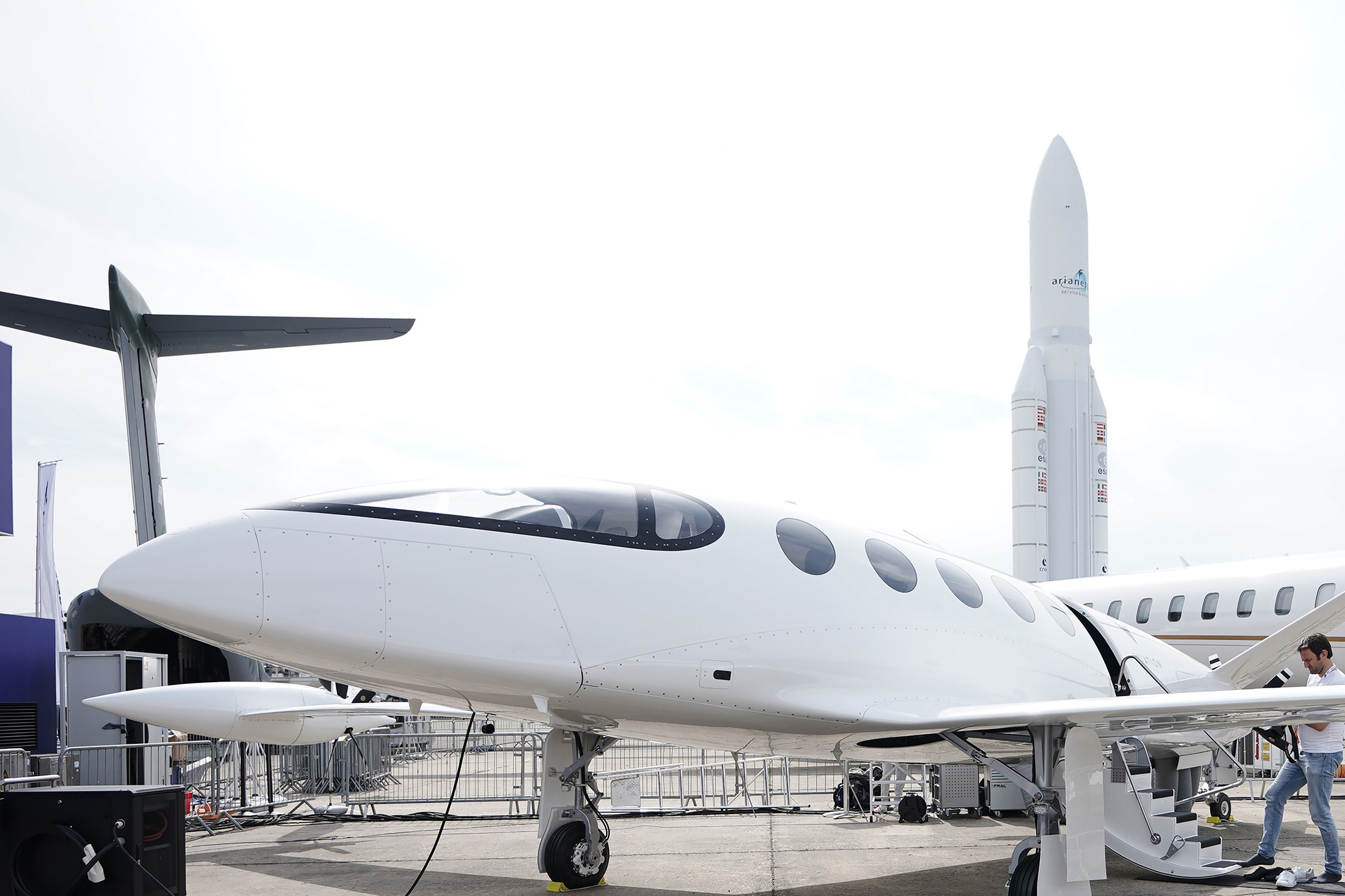 Why Electric-Powered Airplanes Are Headed for Takeoff