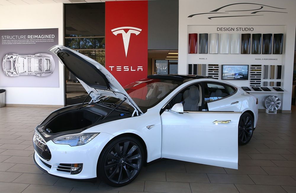 Tesla Was Already Priced For Long Term Perfection