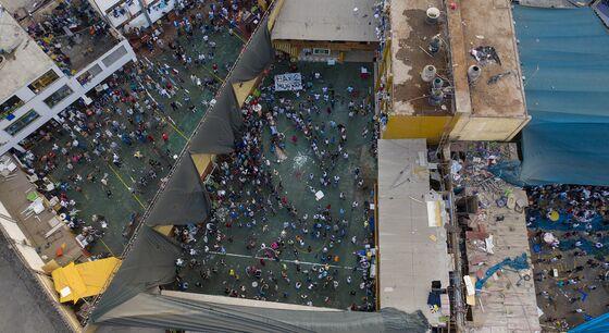 Prison Riot Amid Coronavirus Fears Leaves Nine Dead in Peru