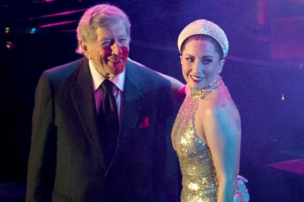 How Lady Gaga (and Tony Bennett) Sold 131,000 Jazz Albums