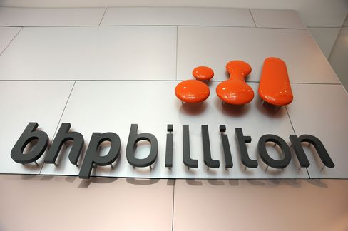 The BHP Billiton Ltd. logo