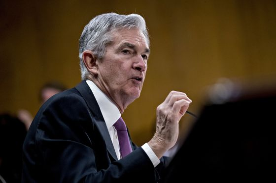 Fed's Powell Sticks With Message of 'Patient' Approach on Rates
