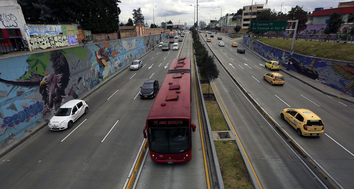 Congested Bogota Brings in China to Build $4 Billion Metro Line
