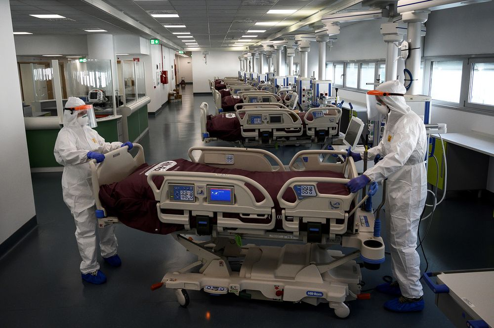 Spain Coronavirus News: March 29, 2020 Deaths Rise Again - Bloomberg