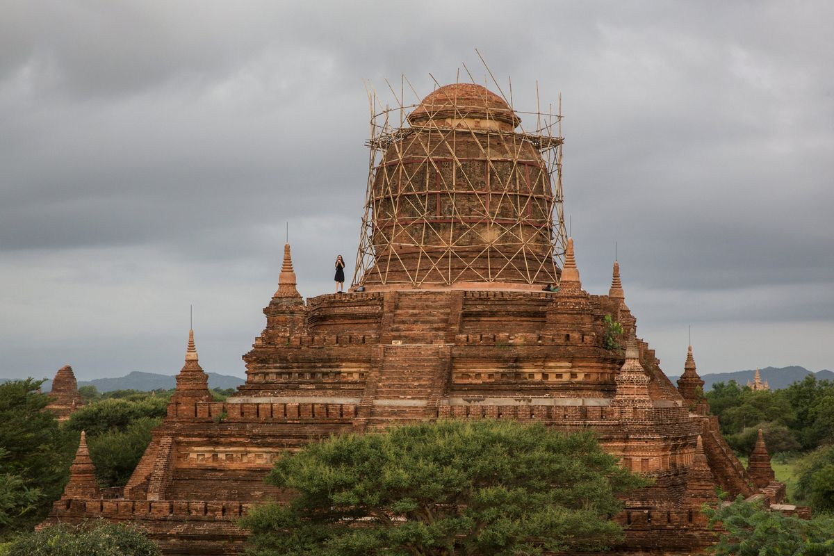 Myanmar's Tourism Destination Dreams Fade Amid Empty Hotels - Bloomberg