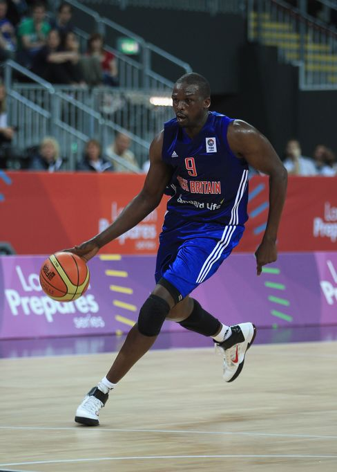 Basketball Seeks Support in Soccer-Mad Britain
