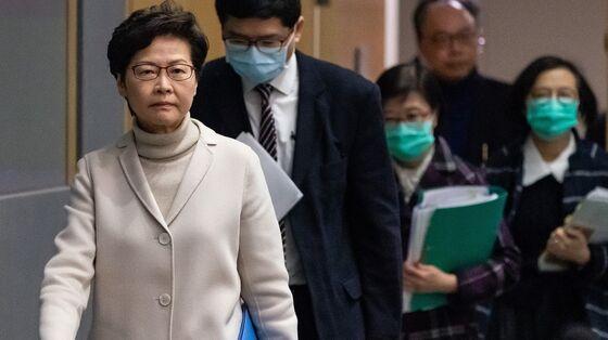 Hong Kong Shuts More of Its Border as Health Workers Strike
