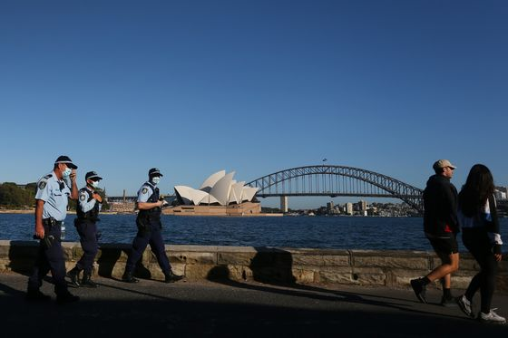 Sydney Lockdown to Ease Once 70% of Adults Are Fully Vaccinated