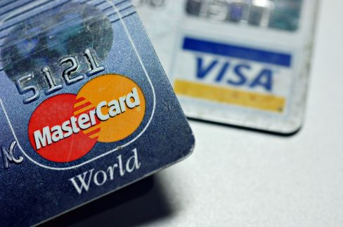 Visa Inc. and MasterCard Inc.