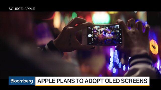 Apple Seeking Newer Screens to Make or Break Japan Suppliers