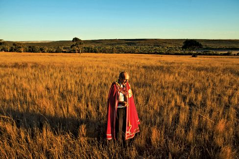 Micronation Master: Prince Leonard of Hutt River