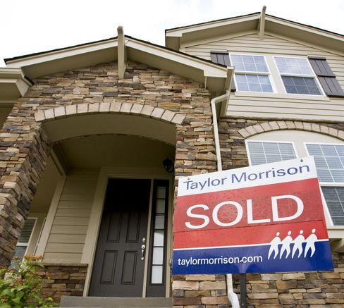 Home resales probably rose in June