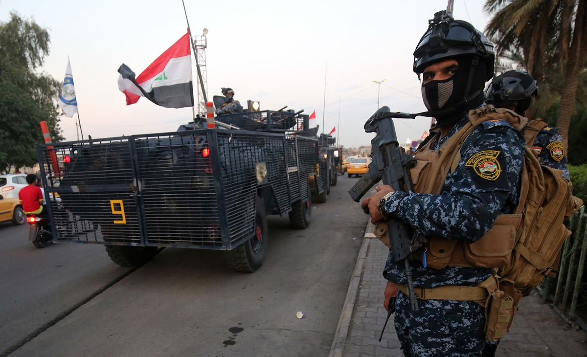 What to Know About the Massive Protests Roiling Iraq