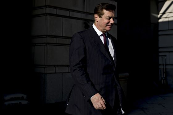 Manafort's Mystery Lender Battles Mueller to Remain Shrouded
