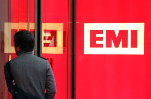 Vivendi Said to Reach $1.9 Billion Deal to Buy EMI Unit