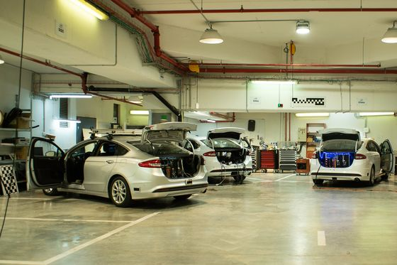 The Autonomous-Car Company That's Selling Safety First