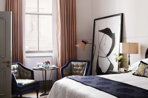The Best New Hotelsin London—and Beyond—to Book This Summer