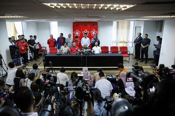 Mahathir to Scrap Malaysia-Singapore High-Speed Rail Project