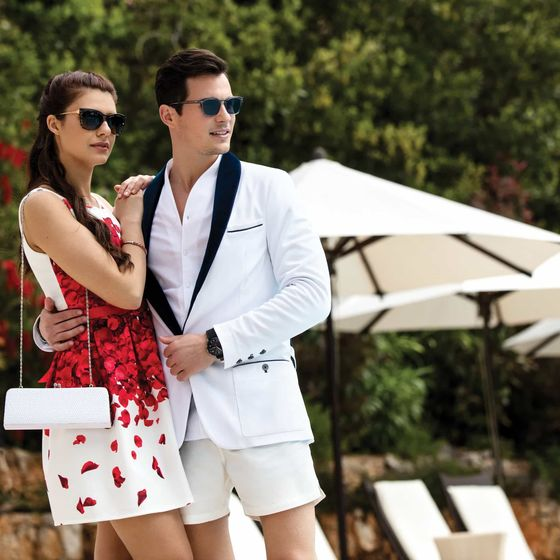 Meet the Beach Blazer, the Perfect Marriage of Jacket and Towel