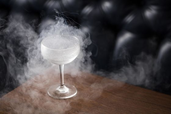 The Dish of the Year IsActually a Cocktail
