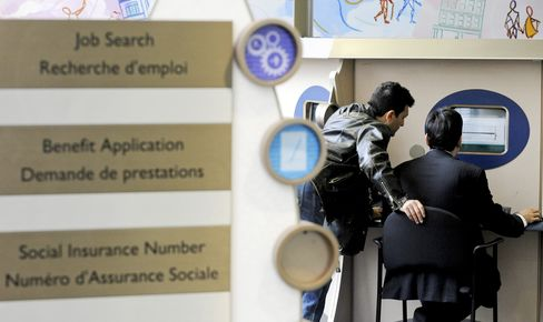 Canada Jobless Rate Rises