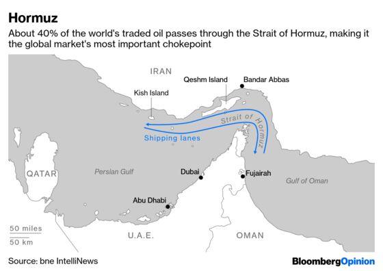 Don't Overthink the Gulf Oil Tanker Attacks