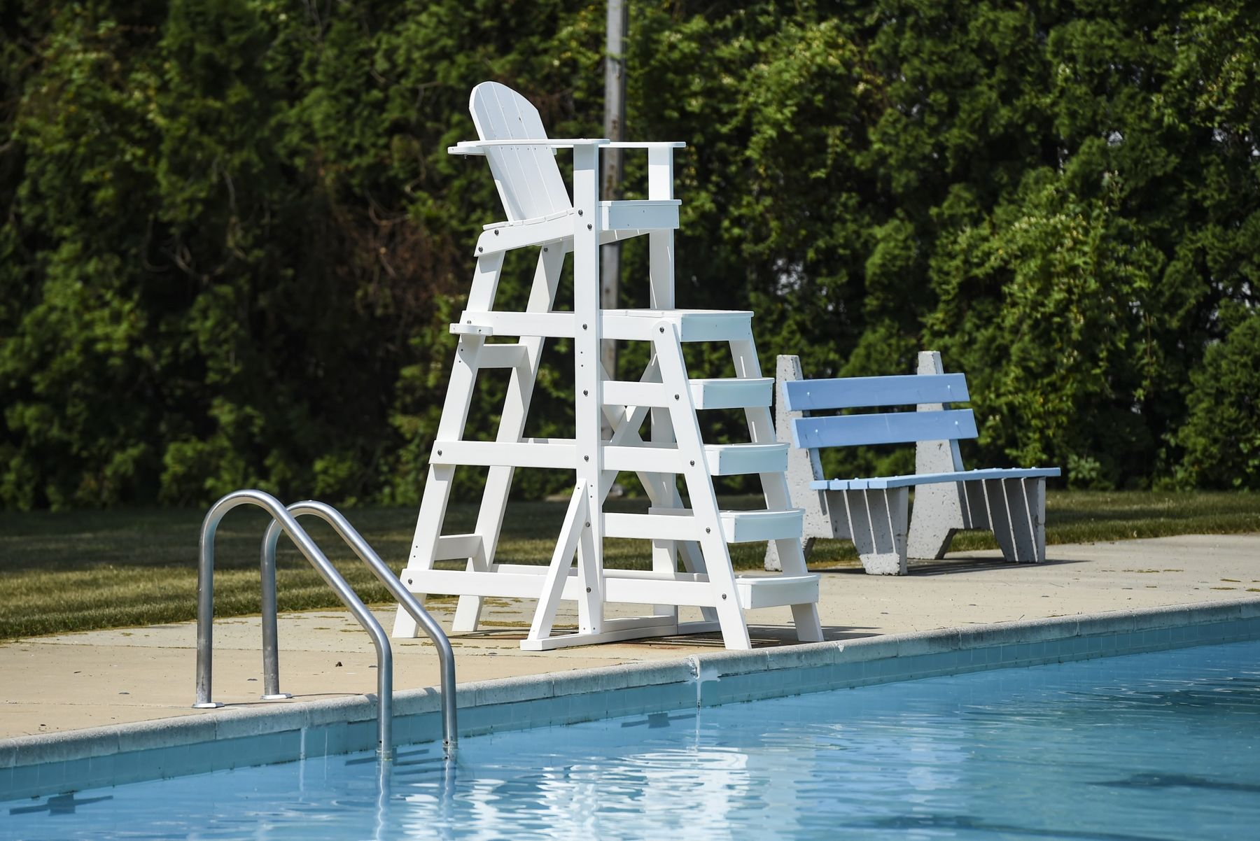 A shortage of lifeguard options and missed opportunities for training during the pandemic means many lifeguard chairs are empty — and pools closed.