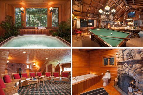 Recreation rooms.