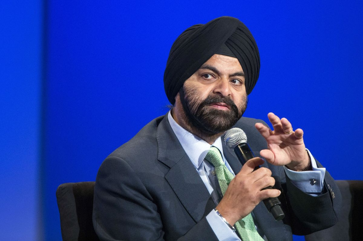 Mastercard CEO Says It's Not the Company's Place to Limit Gun Sales