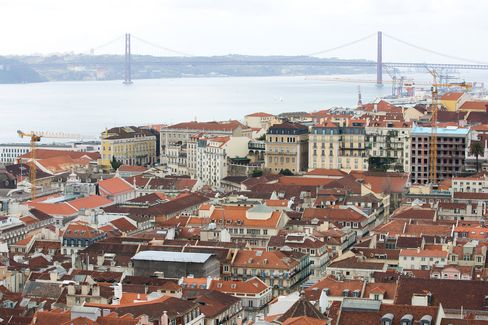 Lisbon's Heart Is in San Francisco-Style Technology Incubation