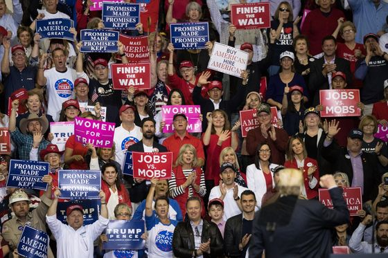Democrats Eye Secret Midterm Weapon - Trump: Balance of Power