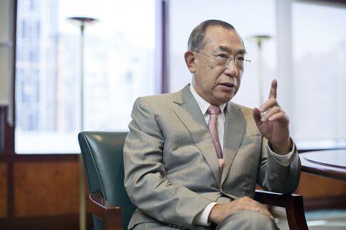 United Asia Finance CEO Akihiro Nagahara