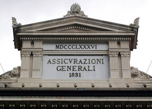 Generali Said to Seek U.S. Life Reinsurance Sale for $1 Billion